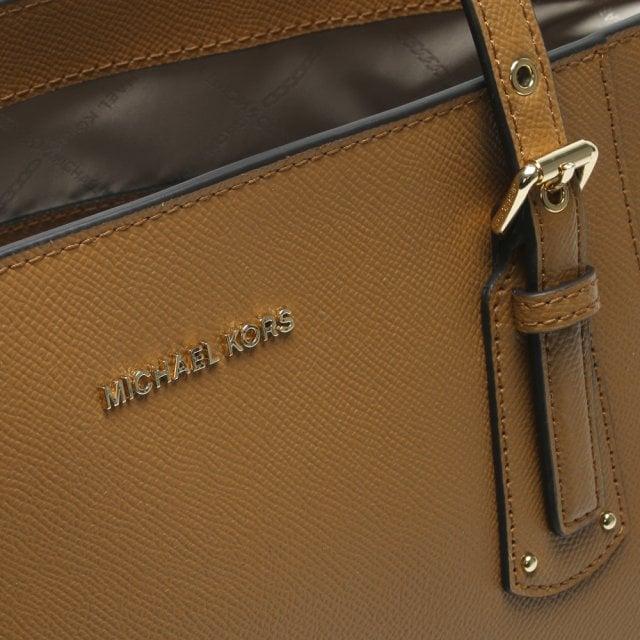 84c2d963df6477 Michael Kors Voyager East West Acorn Saffiano Leather Tote Bag