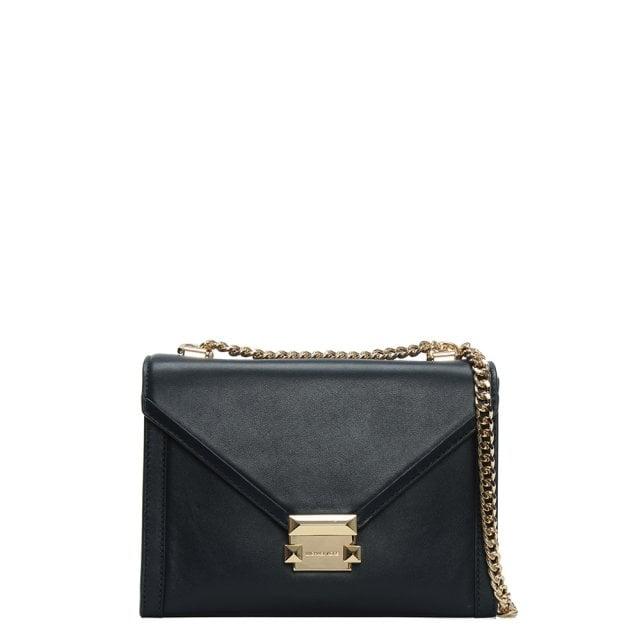 389c82387afc Michael Kors Whitney Large Admiral Leather Shoulder Bag