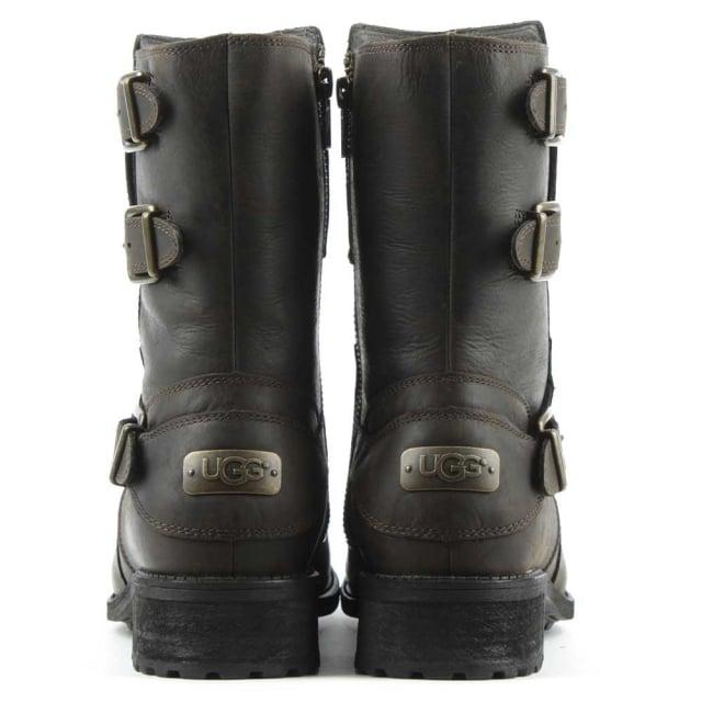 56abe349b37 Wilcox Stout Leather Biker Boot