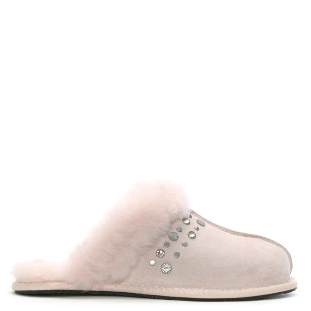 8e404e822718 UGG Women s Scuffette Dusk Studded Bling Slippers