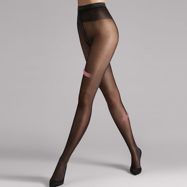 Wolford Women's Black Synergy 40 Support Tights