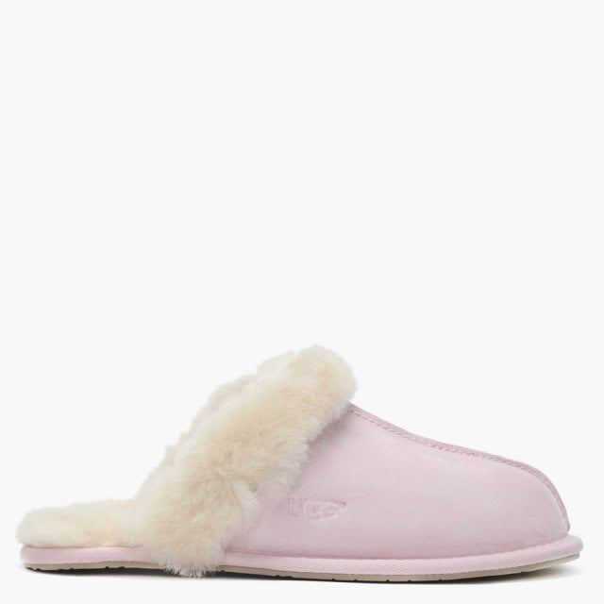 a69282782cd Women's Scuffette Seashell Pink Shearling Slippers